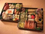 中国麺菜茶館 龍鳳のおせち料理に関する写真