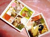 彩のおせち料理に関する写真