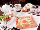 ガレット専門店 cafe apres-midi_ちょっとお洒落なカフェランチ_写真