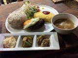 Energy cafe Open Sesame_秋の夜長に洋食ディナー特集用写真1