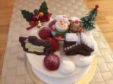 Sweets homare_クリスマスケーキ・セレクション2016用写真1