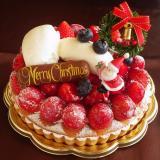米・糀 洋菓子 MINOV_クリスマスケーキ・セレクション2016用写真1