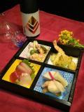 旬彩和心 棗 _お花は満開 お腹は満腹!春のお弁当特集用写真1