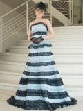 ドレスギャラリー蘭_結婚式にキラリと光る お呼ばれドレス用写真1