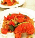 肉 ビストロ Chou Chou_ラグジュアリーなクリスマスディナー_写真