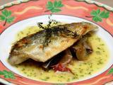 ビストロ Mijoter_本日の魚料理