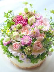 h.u.g-flower & GREEN GREEN_写真