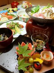 日本料理 だいえい 岐阜のおもてなし空間 接待・会食特集