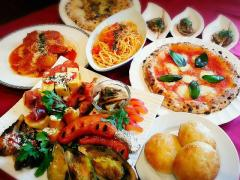 Pizzeria e trattoria Cosi -Cosi_出会いと門出に乾杯! 歓送迎会特集_写真1