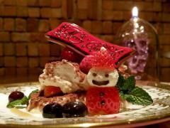 AGLIO E OLIO_ラグジュアリーなクリスマスディナー_写真1