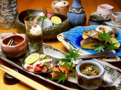 旬菜盃ダイニング 吟波|楽しくて美味な宴会