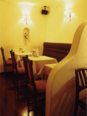 DOLCI cafe_店内の風景