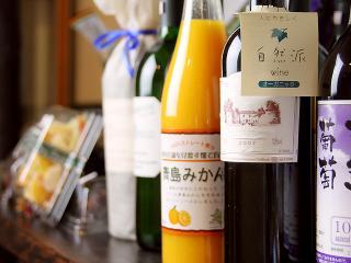 Cafe Ra Hiro(地酒屋Hiro)_ソフトドリンクも個性派ぞろい