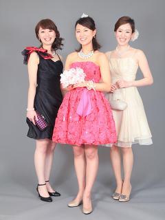 ドレスギャラリー蘭_およばれのドレスはレンタルで…