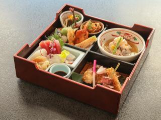 日本料理 松廣_人気の松花堂弁当も味わいたい!