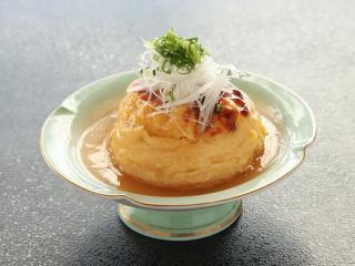 日本料理 松廣_取材も多い松廣名物「深焼玉子」