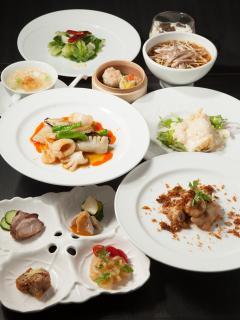 中国菜館桃の花 岐阜福住町店_4,500円コースのイメージ