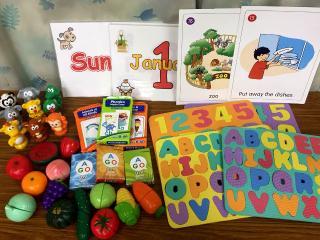 Sunflower English School_英語に触れてみよう!0~3歳児クラス