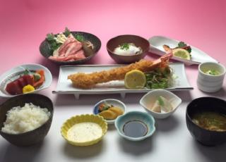 寿司・一品料理 日本泉_船来山御膳…3,240円(要予約)