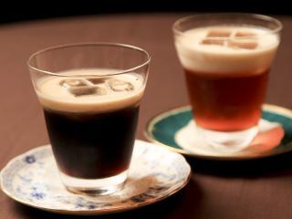茶洋館マサラ_アイスロイヤル カフェ・ミルクティー…600円