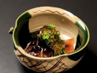 和彩 魚々樂_季節毎の酢の物も美味