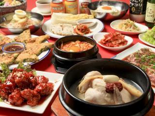 韓式グルメ館 furusatoの写真2