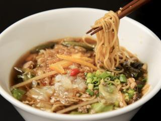 Natural Food Dining ZEN(膳)_オリジナル韃靼麺を使った薬膳ラーメン!