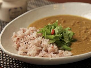 Natural Food Dining ZEN(膳)_身体に良い食材たっぷり!薬膳カレー