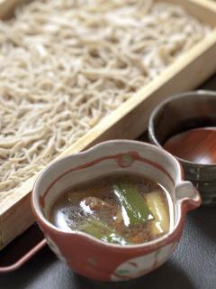 羽前そば道場 極_岐阜で味わう涼しい夏 ひんやり麺特集用写真1