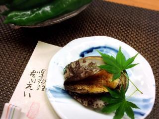 日本料理 だいえい_技が冴える一品 創作料理特集用写真1