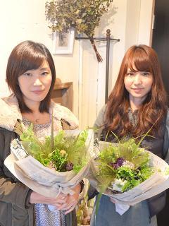 h.u.g-flower & GREEN GREENの写真2