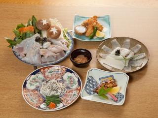 ふぐ料理 あきらの写真3