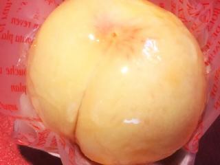ミルフィーユ_季節限定!!桃の果実園…540円