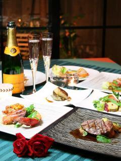 フレンチマスタード_秋の夜長に洋食ディナー特集用写真1