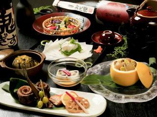 創作食彩 まくや_懐石コース料理…2,000円~3,500円