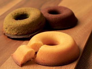 米・糀 洋菓子 MINOV_焼きドーナッツ