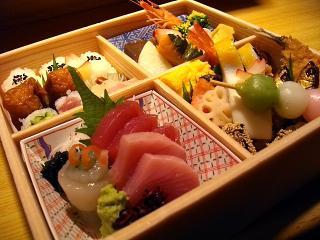 天ぷら 旨いもん 徳や_お花は満開 お腹は満腹!春のお弁当特集_写真1