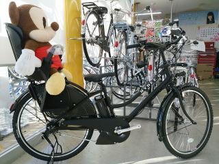 自転車のビック 岐阜店_子乗せ自転車