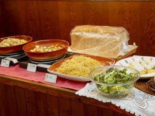 グリーンレストラン キャラバンサライ_驚きの充実ランチビュッフェ