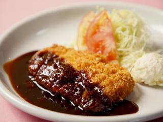 グリーンレストラン キャラバンサライ_みそかつランチ…1,150円