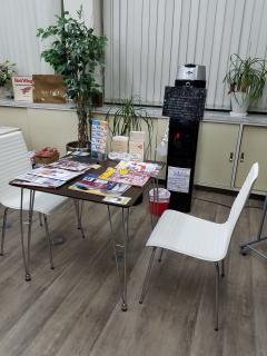 ベクトル 岐阜柳津店_くつろぎスペース完備
