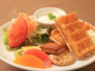 CHUBBY cafe dessert_いつもの朝というしあわせ モーニング特集_写真1