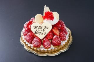 米・糀 洋菓子 MINOV_ごろんごろん苺タルト…3,300円