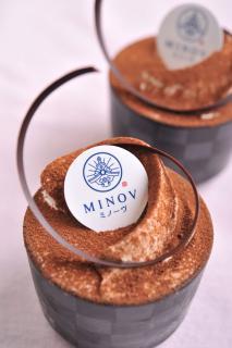 米・糀 洋菓子 MINOV_豆腐ティラミス…400円