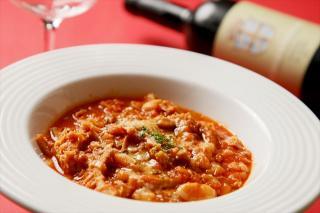 Cucina Italiana La Mora_トリッパのトマト煮込み…1,000円