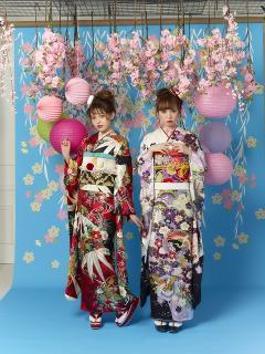 レンタル&フォトスタジオ 衣舞 六条店の写真1