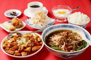 台湾料理 聚福楼_ランチメニュー…すべて680円