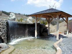 ひだ荘川温泉 桜香の湯の写真
