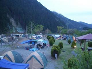 和良川公園オートキャンプ場の写真