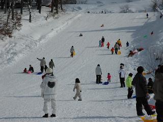 アウトドアイン母袋スキー場の写真